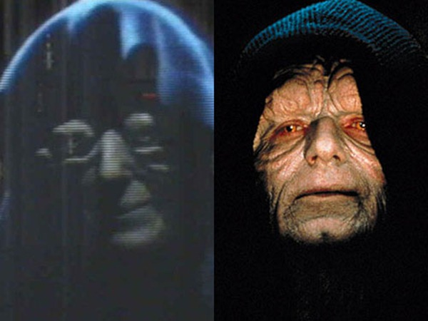 Ian Mcdiarmid The Emperor In Star Wars Amp A Life Long
